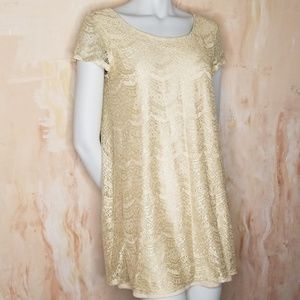 Socialite Sparkly Dress Size Large